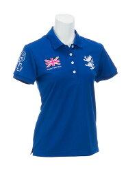 Admiral Golf / アドミラルゴルフ 【送料無料】フラッグ ポロシャツ(レディースウェア)