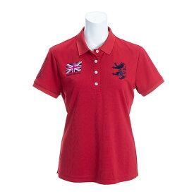 Admiral Golf レディース フラッグ ポロシャツ LADIES ゴルフウェア 女性 アドミラルゴルフ【送料無料】