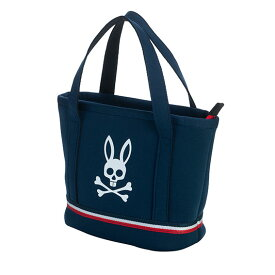 サイコバニー 保冷バッグ ネオプレーン 保冷カートバッグ Round Tote UNISEX ゴルフ ラウンドバッグ Psycho Bunny 【送料無料】