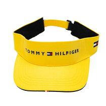TOMMYHILFIGERGOLF/トミーヒルフィガーゴルフ2019春夏THLOGOVISORバイザー(UNISEX)ゴルフラウンドメンズレディース男性女性