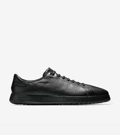 コールハーン Colehaan グランドプロ テニス スニーカー mens C24138 ブラック/ブラック