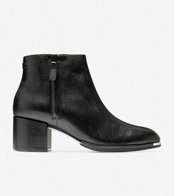 コールハーン Colehaan ウイメンズ シューズ ブーツ & ブーティー グランド アンビション ブーツ 55mm womens W15824 ブラック レザー