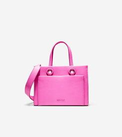 コールハーン Colehaan ウイメンズ バッグ & アクセサリー バッグ グランド アンビション スモール サッチェル womens U04356 スーパー ピンク