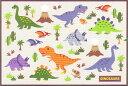 〈★Dinosaurs〉【軽量 コンパクト】 子供用 レジャーシート ディノサウルス (VS1)