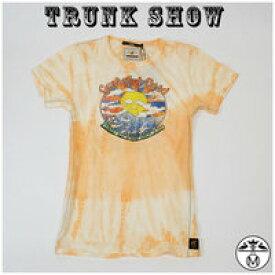 トランクショー TRUNK SHOW トランクショーレディースTシャツ ロックTシャツ  レディースTシャツ The Grateful Dead ( グレイトフル・デッド )  TRUNK SHOW トランクショーレディースTシャツ The Grateful Dead ( グレイトフル・デッド )