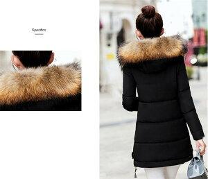 中綿コート♪中綿ジャケットレディース中綿ジャケット中綿コートコートアウターあったかおしゃれ冬防寒大きいサイズ