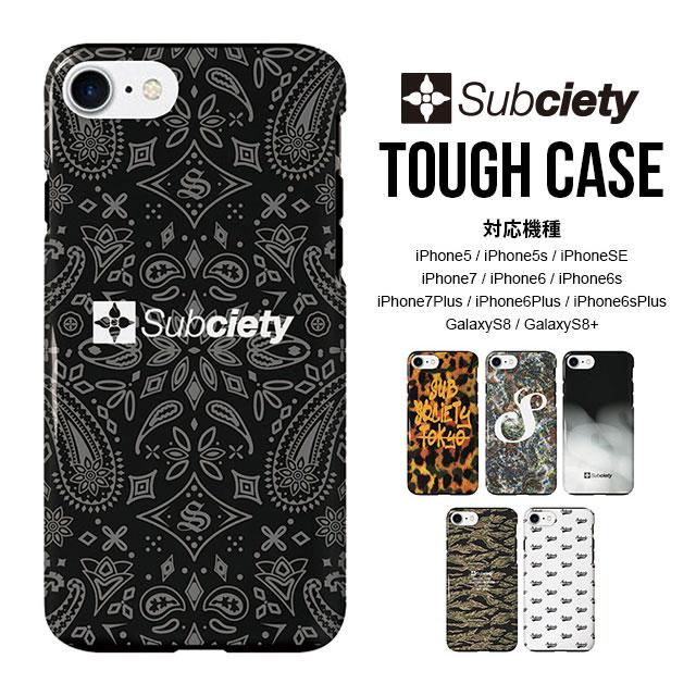 iPhoneケース Subciety サブサエティー タフケース 【 スマホケース iPhone7 iPhone6 iPhone6s iPhone8 iphone7plus iPhone5 iPhone5s iPhoneSE アイフォン7 アイフォン8 アイフォン6s アイフォン7 アイフォン5 6プラス アイフォンケース スマホカバー 携帯カバー 携帯ケース