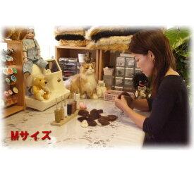 川本愛子製作 完成オーダーメイド犬・猫のぬいぐるみ・Mサイズ体長約30〜40cm