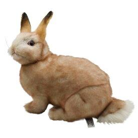 ハンサ【HANSA】ぬいぐるみウサギ クリームウサギのぬいぐるみに新色登場 只今在庫切れ 次回入荷は7月の予定