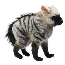 ハンサ【HANSA】ぬいぐるみアードウルフ(仔) ハイエナ最小種 只今在庫切れ 次回入荷は7月の予定