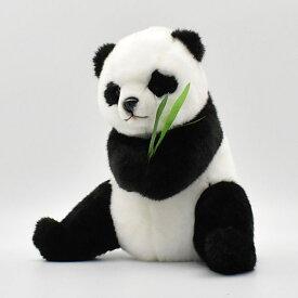 ハンサ【HANSA】ぬいぐるみジャイアントパンダ お座り姿 26cm