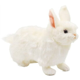 ハンサ【HANSA】ぬいぐるみ雪うさぎ35 ラビット ウサギ