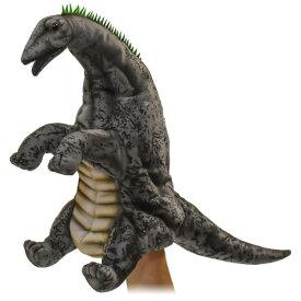 ハンサ HANSA ぬいぐるみハンドパペット 恐竜 ディアマンティナサウルス43