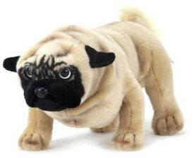 ハンサ【HANSA】ぬいぐるみパグ35cm いぬ 犬