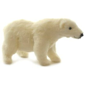 ハンサ【HANSA】ぬいぐるみシロクマ26cm 北極ぐま ホッキョクグマ 白熊