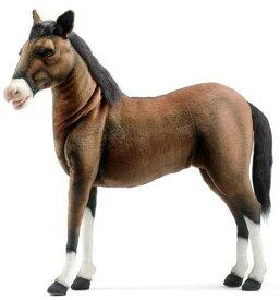 ハンサ【HANSA】ぬいぐるみクライズデール仔馬107cm