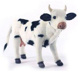 ハンサ【HANSA】ぬいぐるみメス牛44cm うし ウシ