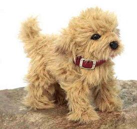 ハンサ【HANSA】ぬいぐるみトイプードル22cm いぬ わんこ 犬 只今在庫切れ 次回入荷は4月の予定
