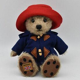 【新入荷】メリーソート 日本限定パディントン テディベアあす楽対応 即日発送可ぬいぐるみ 赤い帽子 青いコート