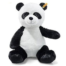 【シュタイフ正規販売店】Steiff シュタイフ 定番ぬいぐるみカドリーフレンズ パンダのミン 38cm