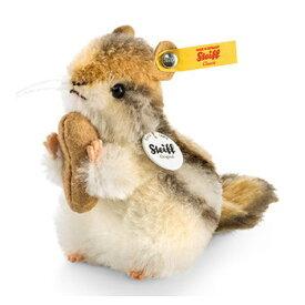 【シュタイフ正規販売店】Steiff シュタイフ シマリスのケッキークラシックタイプあす楽対応 即日発送可 ギフト対応可