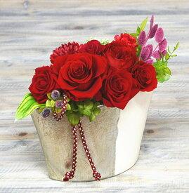 プリザーブドフラワー バラ和モダン敬老の日 母の日 贈り物