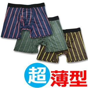メンズ 失禁パンツ TJI-474 3枚組 ボクサーパンツ 男性用 尿漏れパンツ 軽失禁用品 ちょいモレ ちょいもれ 介護 リハビリ 消臭 尿モレ 尿もれ(02732)