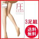 NEW!日本製アツギのストッキング アスティーグ【圧】です(3足組)♪/【アスティーグ圧】(FP6891)/パンスト/パンス…
