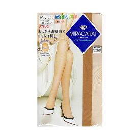ストッキング ATSUGI ミラキャラット(FP5840)しっかり透明感で「キレイ脚」単品 アツギ ストッキング atsugi パンスト まとめ買い ストッキング アツギ 制菌 デオドラント 消臭(00362)