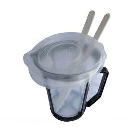調色セット [3L] ヨトリヤマ・調色容器の決定版・塗装用具・塗料容器