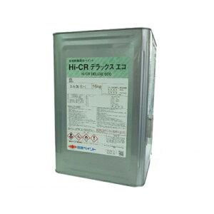 ニッペ Hi-CRデラックスエコ 45-30L ツヤ消し [4kg] 日本ペイント