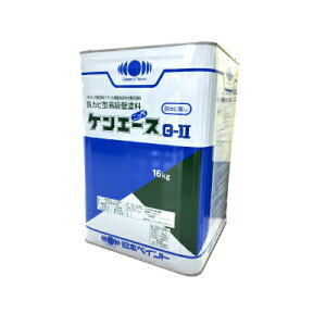 【送料無料】 ニッペ ケンエースG-2 ND-461 [16kg] 日本ペイント 中彩色 メーカー調色 つや消しND色