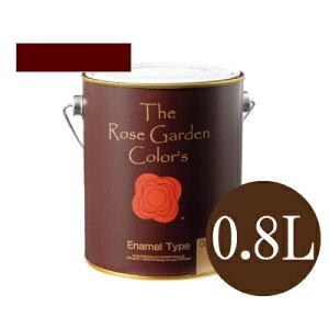 ●The Rose Garden CoLor's ローズガーデンカラーズ 024オーヴ [0.8L] ニッペホーム・水性塗料・ペンキ・木部用