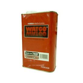 ●☆期間限定☆はけ付き ワトコオイル ナチュラル W-01 [1L] WATOCO・家具・壁面・建具・オイルフィニッシュ