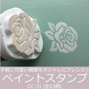 ペイントスタンプ 大・小2個セット[cc-31] 好川産業・DIY・ミルクペイント・水性・壁面・家具・工芸品 ・壁紙
