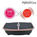 【送料無料】【正規販売代理店】ハイブリッドコア(Hybrid Core)トランポリンメソッド 振動 EMS トレーニング バラン…