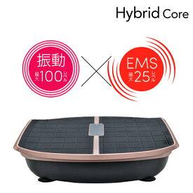 【送料無料】【正規販売代理店】ハイブリッドコア(Hybrid Core)トランポリンメソッド 振動 EMS トレーニング バランストレーニング 振動ボード 有酸素運動 体幹 立って すわって お尻をのせて エクササイズ HC-BB30 [B]
