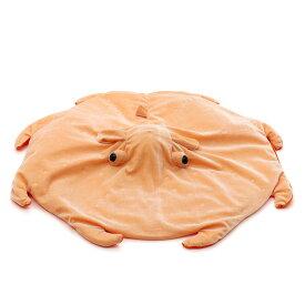 リアルメンダコ LLサイズ 動物 ぬいぐるみ 深海生物 蛸 タコ 大型
