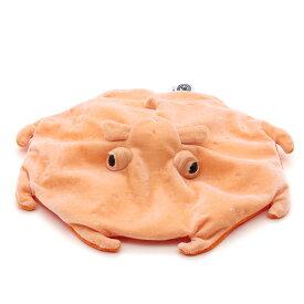 リアルメンダコ Sサイズ 動物 ぬいぐるみ 深海生物 蛸 タコ