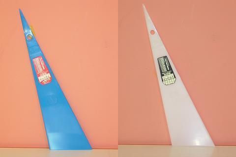 ジラコベラ白(ハード)デルリベラ青(ソフト)66mm幅プラベラ/パテベラ/パテヘラ
