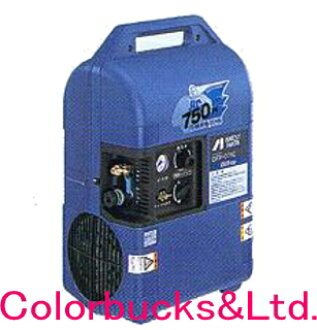 ANEST IWATA earnest rock field, air compressor OFP-041C P series package type (ハンディコン Pack) 100 V specification earnest rock field, Campbell CAMPBELL next put in use.