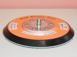 コンパクトツールニューデュアリーパッド123パイ取付ネジ5/16P-150N付属品NewDualyPadポリッシャー用