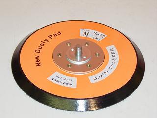コンパクトツールニューデュアリーパッド148パイ取付ネジ5/16P-185N付属品NewDualyPad
