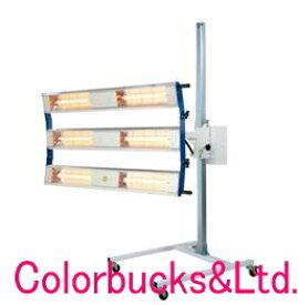 【UC603】【送料無料】TRP テーピ販売カーボンヒータ式赤外線塗装乾燥機UC603従来比で消費電力10%カット(UW600との比較)