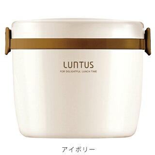 ランチジャー保温弁当箱ランタスステンレス製スリム490ml2段