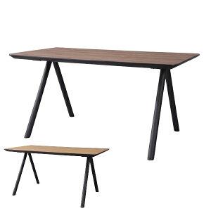 ダイニングテーブル 幅150cm テーブル メラミンシート スチール脚 食卓 机 つくえ 角型 丸脚 ( 送料無料 食卓テーブル 150 4人掛け 食卓机 リビングテーブル 4人用 長方形 アジャスター付き ダ