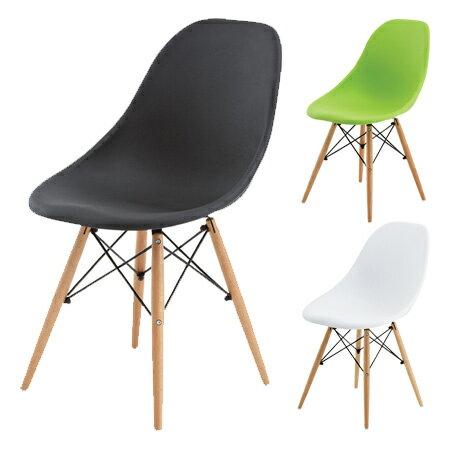 イームズ チェア リプロダクト ルイス ( 送料無料 チェアー 椅子 ダイニングチェア イス ミッドセンチュリー デザイナーズ家具 イームズチェアー いす プラスチック製 ) 【4500円以上送料無料】