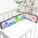 ミニガード クッション ミニ ベッドガード 赤ちゃん おもちゃ 音の出るおもちゃ 安全グッズ ( ガード ベビーベッド …