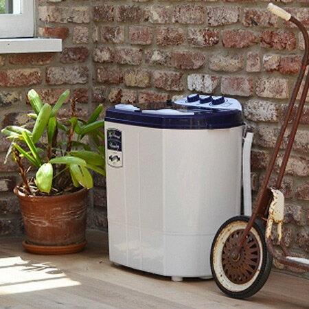 マイセカンドランドリー 二槽式洗濯機 3.6kg ( 送料無料 洗濯機 小型 ミニ ランドリー 脱水機能 小型洗濯機 2槽式 二層式 コンパクト 2台目 ) 【4500円以上送料無料】
