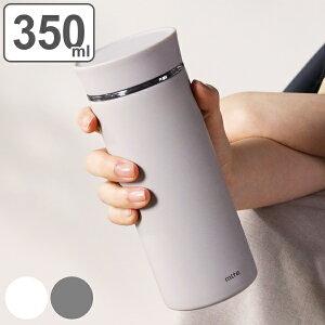 水筒 350ml ステンレス 直飲み 保温 保冷 mlte EL Bottle ( 送料無料 食洗機対応 ステンレスボトル マグボトル ダイレクトボトル 少量 食洗機OK すいとう 広口 真空断熱 スクリュー マグ ボトル ミ